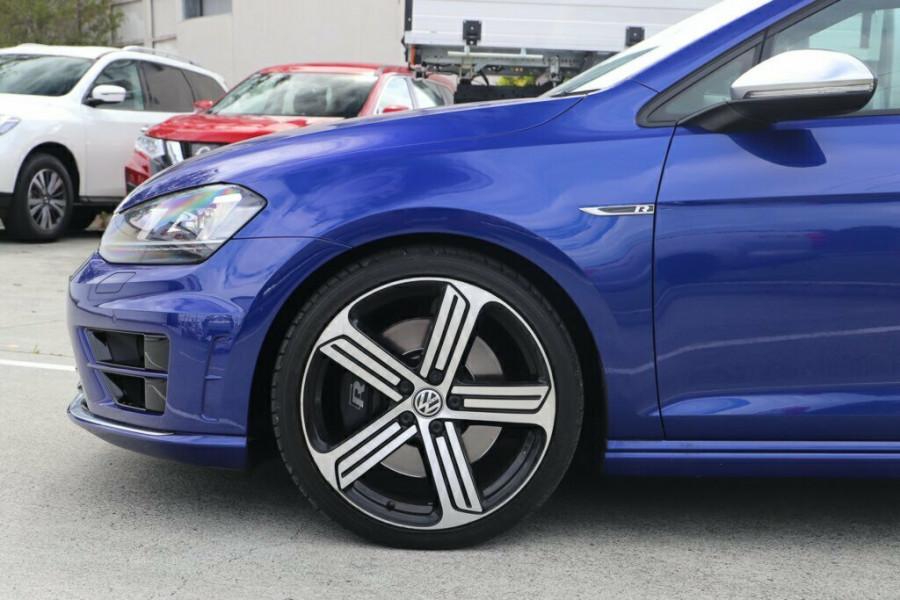 2015 Volkswagen Golf VII MY15 R DSG 4MOTION Hatchback