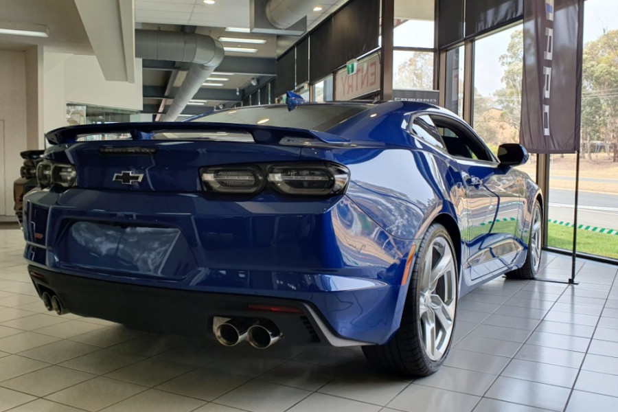 2019 Chevrolet Camaro 2SS 2SS Coupe