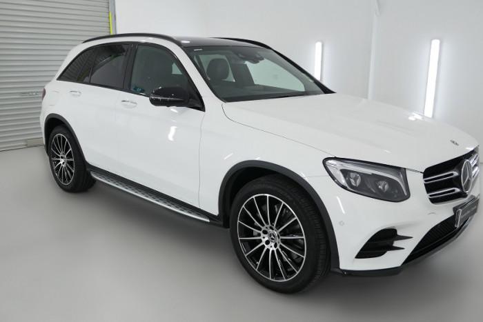 2019 MY09 Mercedes-Benz Glc-class X253 809MY GLC250 d Wagon