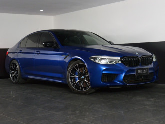 BMW M5 Competition Bmw M5 Competition Auto