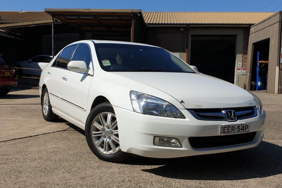 2006 Honda Accord Luxury