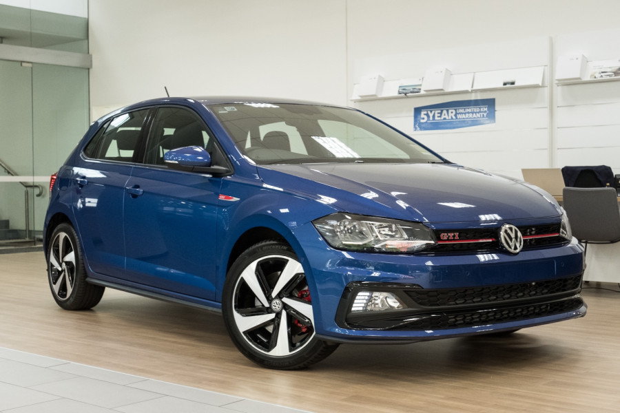 2020 Volkswagen Polo AW GTI Hatch Image 1