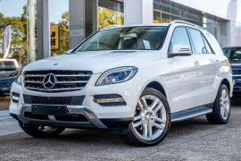 Mercedes-Benz Ml250 Bl W166