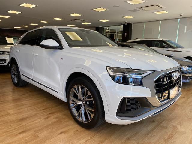 2019 Audi Q8 4M MY19 55 TFSI Suv Image 1