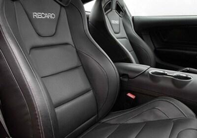 Mustang Mach 1 Recaro Seats