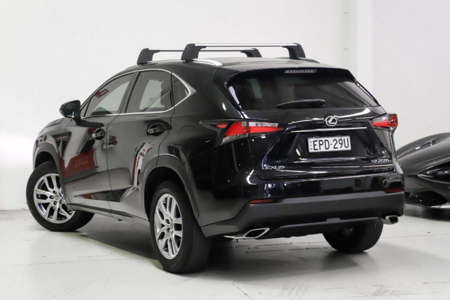 2015 Lexus Nx Luxury