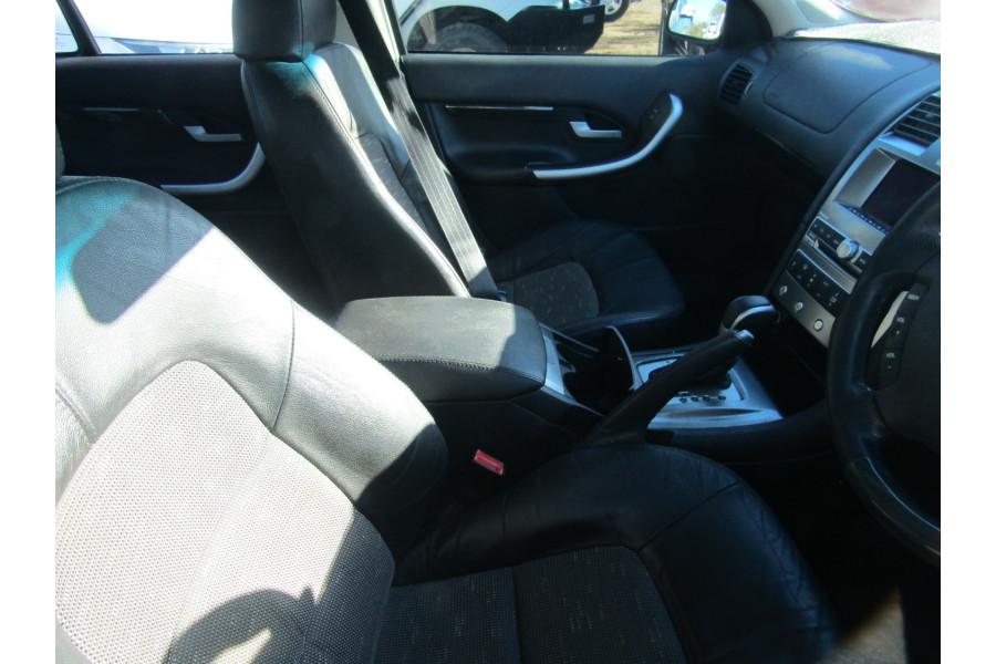 2005 Ford Fairmont BA MK II GHIA Sedan