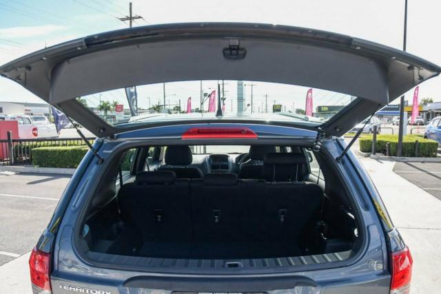 2011 Ford Territory TX Seq Sport Shift
