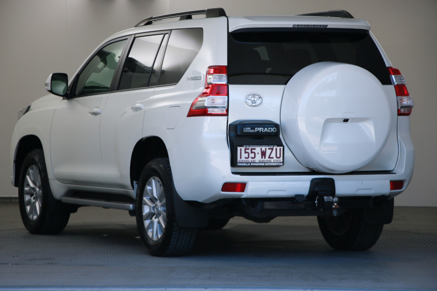 2016 Toyota Landcruiser Prado GDJ150R VX Suv