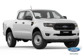 Ford Ranger 4x4 XL Double Cab Pick-up PX MkIII