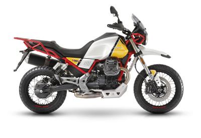 New Moto Guzzi V85 TT