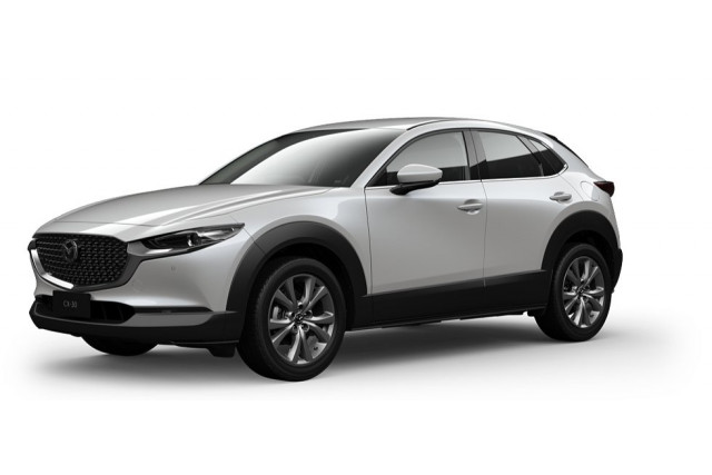 2020 Mazda CX-30 DM Series G25 Touring Other