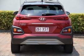 2017 MY18 Hyundai Kona OS Highlander Suv Image 4