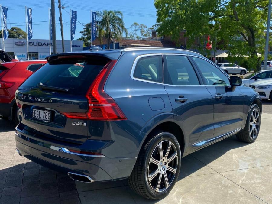 2019 MY20 Volvo XC60 246 MY20 D4 Inscription (AWD) Suv Image 4