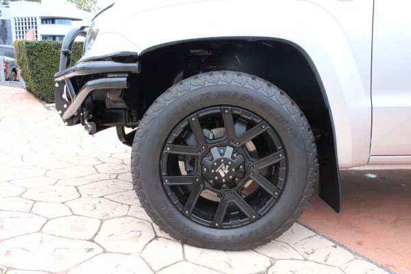 2016 Volkswagen Amarok 2H MY16 TDI400 Utility Image 3