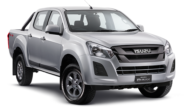 LIMITED EDITION D-MAX 4X4 X-RIDER MANUAL