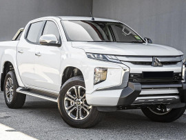 Mitsubishi Triton GLS Premium Double Cab Pick Up 4WD MR