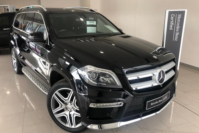 2015 Mercedes-Benz Gl-class X166 GL350 BlueTEC Wagon