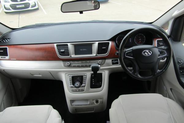 2015 LDV G10 SV7A G10 7 Seat Wagon