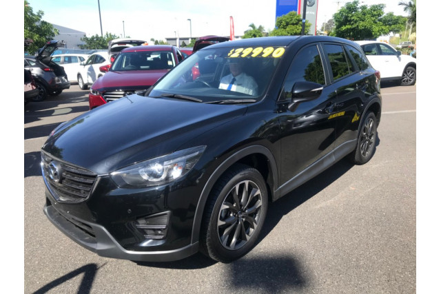 2015 Mazda CX-5 KE Series 2 Grand Touring Suv