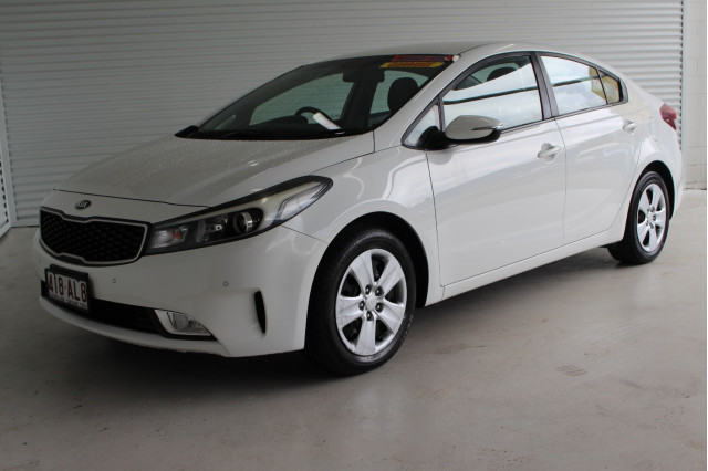 2016 MY17 Kia Cerato YD MY17 S Sedan Image 4