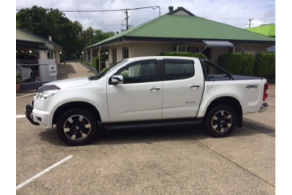 2016 Holden Colorado RG MY16 Storm Utility Image 5