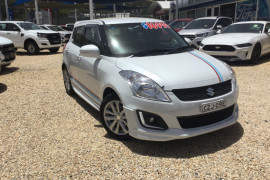 Suzuki Swift GLX FZ MY14