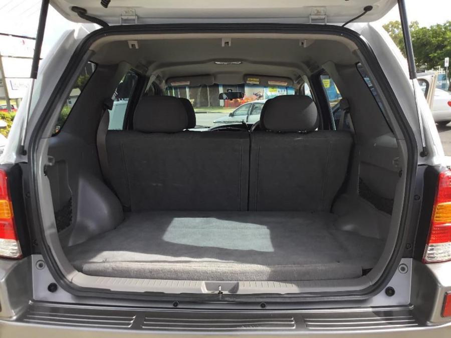 2001 Ford Escape BA XLT Wagon