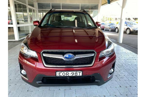 2016 Subaru Xv G4X  2.0i Suv Image 3
