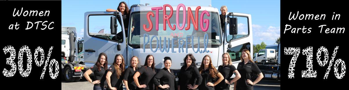 WOMEN IN TRANSPORT | DTSC 'TRUCKING' THE TREND