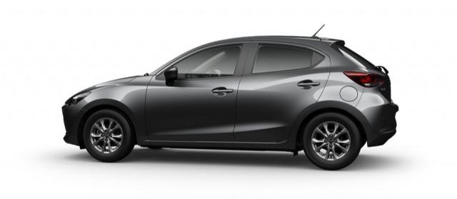 2021 MY20 Mazda 2 DJ Series G15 Pure Hatchback Mobile Image 20