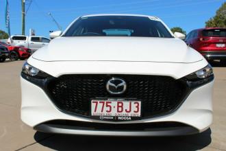 2020 Mazda 3 BP G20 Touring Hatch Hatchback Image 3