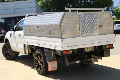 2013 Ford Ranger PX XL Hi-Rider Cab chassis Image 4