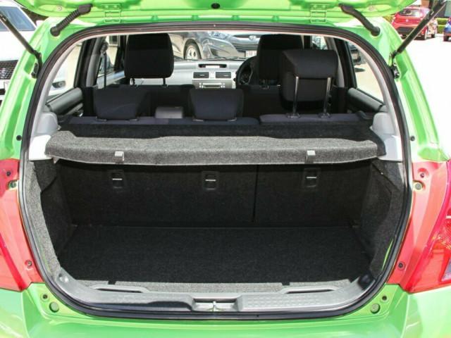 2010 Suzuki Swift RS415 S Hatchback
