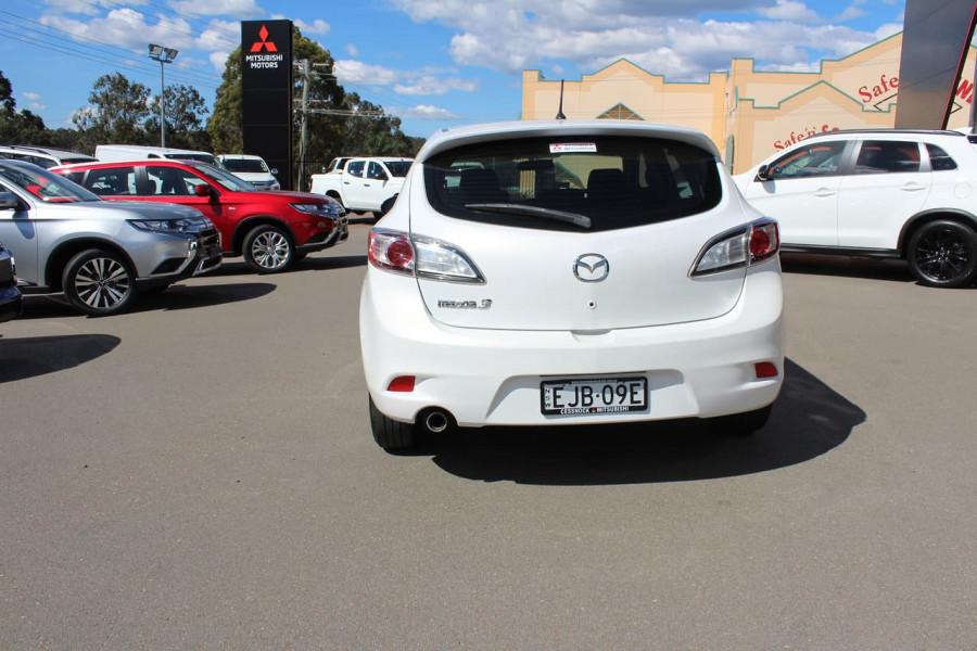 2011 Mazda 3 BL10F1 MY10 Hatchback