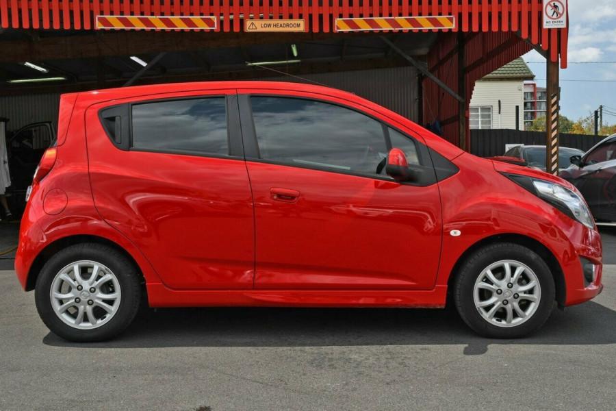 2013 MY14 Holden Barina Spark MJ MY14 CD Hatchback