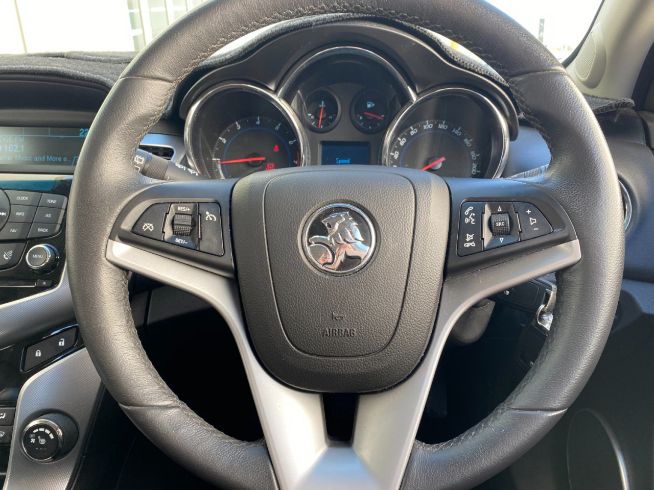 2012 Holden Cruze JH SERIES II MY12 CDX Hatchback Image 5