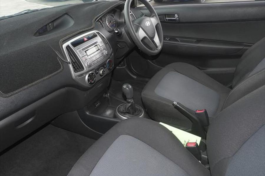 2014 Hyundai I20 PB MY14 Active Hatchback