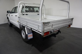 2012 Ford Ranger PX Turbo XL Cab chassis dua