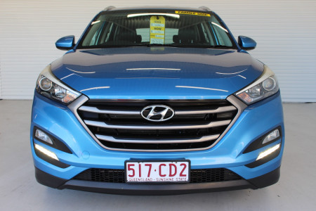 2015 Hyundai Tucson ACTIVE X FWD TL 4D  6SP AUTOMATIC Suv Image 3