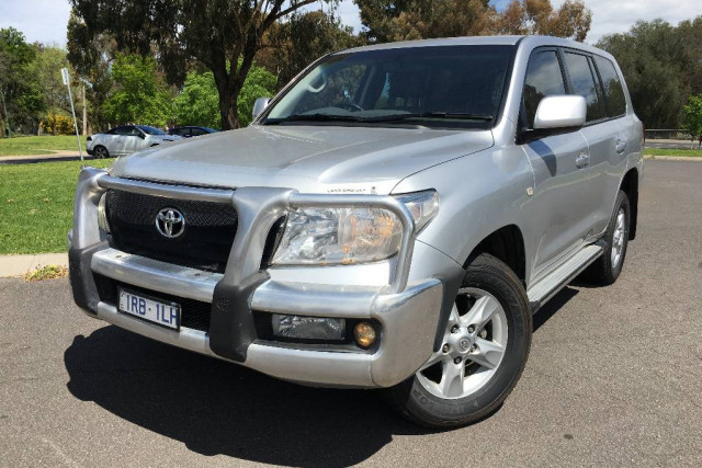2011 Toyota Landcruiser ALTITUDE SE