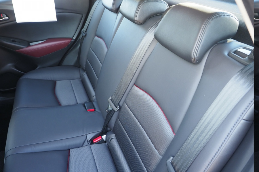 2018 Mazda CX-3 DK2W7A sTouring Suv