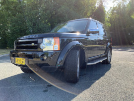 Land Rover Discovery 3 SE Series 3