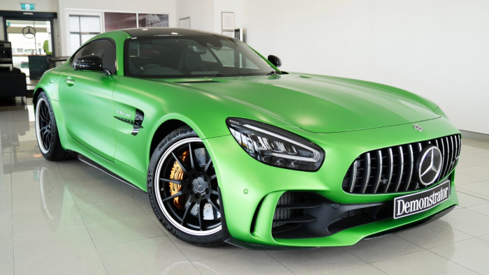 2019 Mercedes-Benz S Class Coupe Image 1