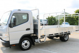 Fuso Canter 515 Wide Tradesman Tray + INSTANT ASSET WRITE OFF 515 WIDE CAB 515 AUTO