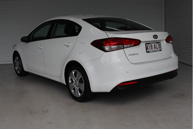 2016 MY17 Kia Cerato YD MY17 S Sedan Image 5
