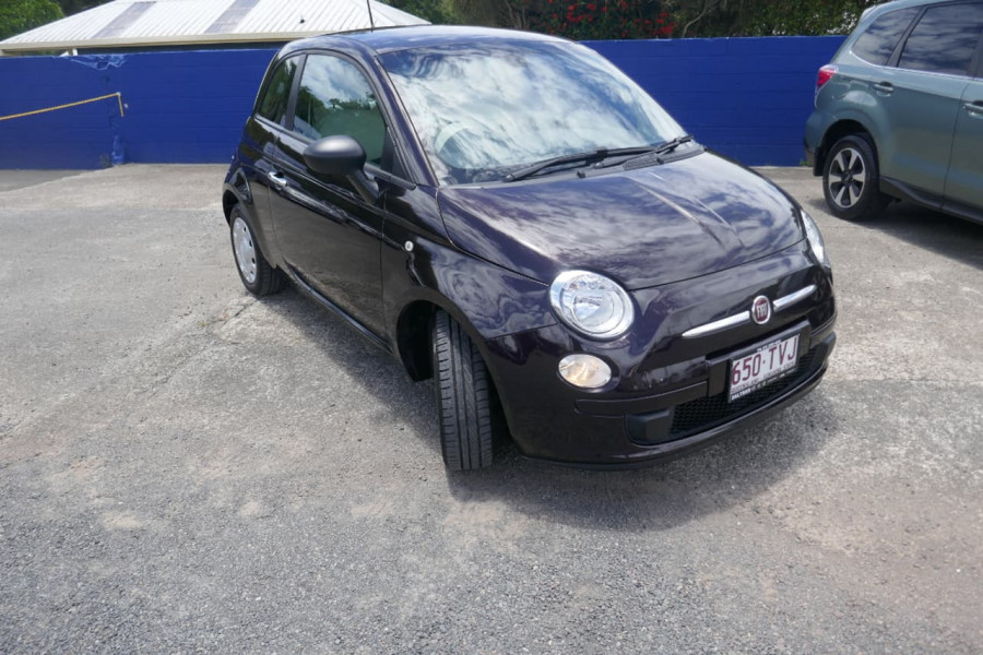 2014 Fiat 500 Se Pop Hatchback