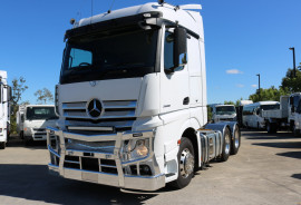 Mercedes-Benz Actros 2658 reduced 30k + Instant Asset Write Off Prime Mover 2658