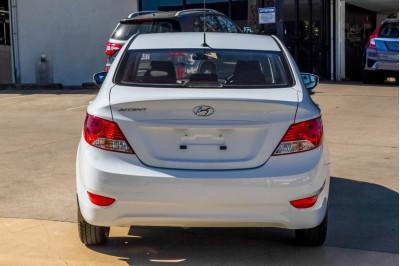 2014 Hyundai Accent RB2 Active Sedan Image 5