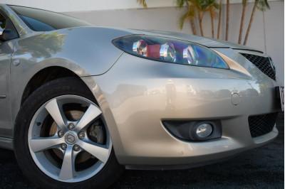 2005 Mazda 3 BK Series 1 Maxx Sedan Image 3